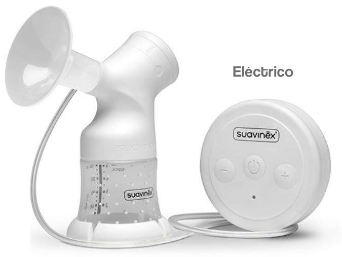 ventajas del sacaleches suavinex eléctrico